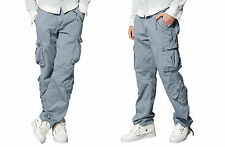 NWT MATCH Mens Casual  Military Combat  Stylish CARGO Pants14 Colors Sz30-44