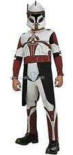 COMMANDER FOX Kinder Kostüm STAR WARS CLONE WARS Halloween Fasching Karneval