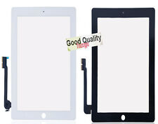 2Colors Original Touch Screen Glass Panel Digitizer Replacement For IPad 3 4