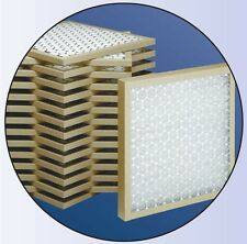 "1"" Disposable Filters Glasfloss PTA Series Case/12  Furnace & Air Conditioner"