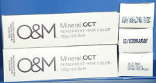 O&M Original Mineral Permanent Hair Color 3.5oz. Professional Haircolor PAGE 1