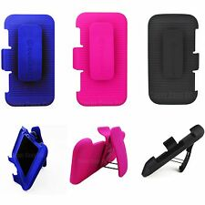 Holster Swivel Belt Clip Kickstand for Samsung Galaxy S3 Otterbox Commuter Case