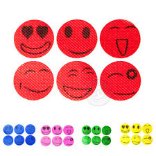 Mosquito Repellent Stickers Cute Smile  Natural Easy To Use