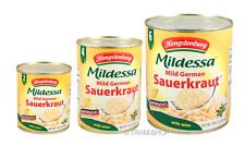 Hengstenberg Mildessa Mild German Sauerkraut White Cabbage Pickled in Wine