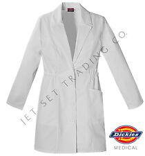 DICKIES WOMEN'S LAB COAT-84402- (NEW, SIZES XS -2XL)