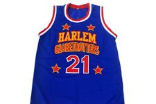 CUSTOM NAME & NUMBER HARLEM GLOBETROTTERS JERSEY NEW SPECIAL K BLUE - ANY SIZE