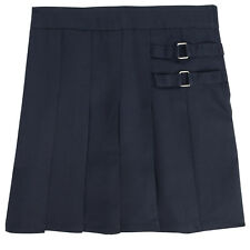 TODDLER GIRLS NAVY TWO TAB SCOOTER SKORT FOR SCHOOL UNIFORM (NEW) SIZES 2T - 4T