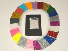 5 Grams GLITTER Nail Art Cardmaking Crafts Shiny Sparkling Holographic or Dust