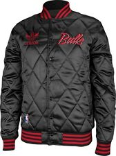 Kids &  Toddlers Chicago Bulls Quilted Satin Jacket