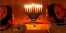 One stop for your CHANNUKAH needs! . . . . .Choice of mennorahs dreidles candels