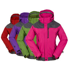 Womens 3in1 Winter Coat Ski Snowboard Waterproof Climbing Hiking Outdoor Jacket
