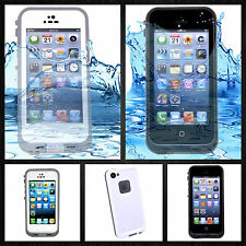 Waterproof Shock proof Dirt For iphone 5 5S Protective Case/Cover Life In Water