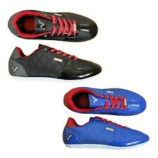 NEW MENS VOI JEANS MURANO VFW00220 SHINY TRAINERS IN 2 COLOURS ALL SIZES 6-12