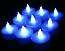 NEW 12 PCS CANDLE  LED Flickering Tea Lights Candles Wedding Party Decoration