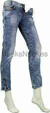 Neu Killah by Miss Sixty Damen Jeans Twiddle Trousers PRD724 Blau Skinny Gr W27