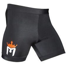 MEISTER VALE TUDO CROWN FIGHT SHORTS - MMA Compression UFC BJJ Muay Thai Boxing