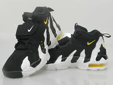 Nike Youth Air DT Max '96 (PS) Deion Sanders Black Maize White [616503-002]