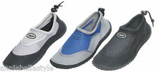 MENS  WATER SHOES SIZE 10, 11, 12, 13  AQUA SWIMMING SLIPPERS 1493-1