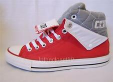 NEW GENUINE CONVERSE ALL STAR CT PEEL BACK MENS WOMENS TRAINERS VARSITY RED/GREY