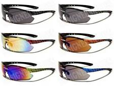 XLOOP DESIGNER SUNGLASSES SPORTS GOLF CYCLING FISHING RUNNING MENS BOYS XL542