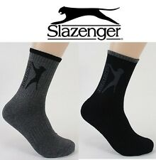 6Pairs Slazenger COOLMAX Mens Hiking/Climbing/Golf/Outdoor Sports Socks 7-11