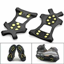 Non-Slip Snow Spikes and Ice Cleats - Snow Shoes