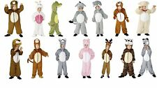 Unisex Boy Girl Toddler All in 1 Costume 4-6 / 7-9 Year Xmas Jumpsuit Animal Fun