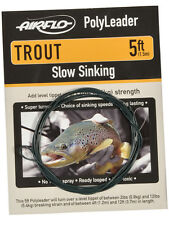 Airflo Fly Fishing Trout Polyleaders 5ft (1.5m) Various styles