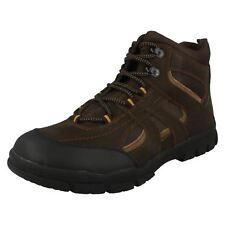 SALE Mens Brown walking boots A3032