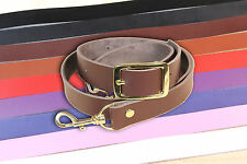 ~ Adjustable Replacement Leather Shoulder Spare Strap Bag Cross Body Briefcase ~