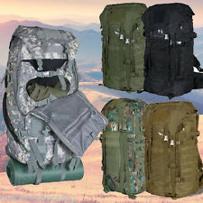 Advanced Mountaineering Pack - Hydration/Laptop Pocket Backpack, 25.5x15x10.5""