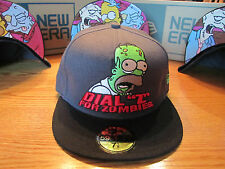 The Simpson's Treehouse of Horror Dial Z for Zombies New Era Hat 5950 Exclusive