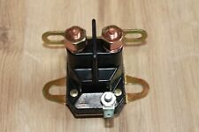 "Universal Starter Solenoid 3 Pole or Post 12 Volt Fits 1/4"" & 5/16"" Terminals"