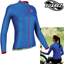 Suarez Womens Performance Cycling Jersey - Clothing of Gold Medal Olympian