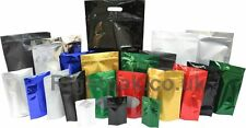 Stand up Foil Sealable Flower Seed Pouch Coffee Pouch Grip Seal Bags
