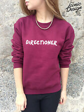 Directioner One Direction Jumper Harry Styles Zayn Malik Niall Horan 1d Sueter