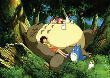 My Neighbor Totoro GIANT Poster, various sizes, from A3 up to 49.6''x 35''