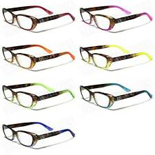 DG READING GLASSES DESIGNER WOMENS LADIES MENS SPECTACLES DG R2043