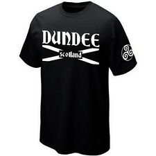 T-Shirt DUNDEE ECOSSE SCOTLAND UNITED KINGDOM - Maillot Sérigraphié★★★★★★