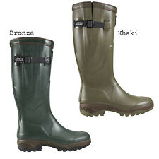 Aigle Parcours 2 ISO - 2013 edition - Insulated Wellington Boots (Pair)