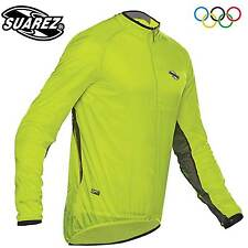 Suarez Lightweight Cool Weather Wind Rain Blocker Jacket - Weighs Just 92 Grams