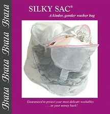 Braza Silky Sac Lingerie Laundry Washer Bag for Bra Panty Delicate Care S8072