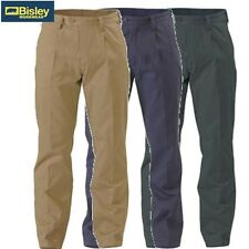 NEW! Bisley ORIGINAL COTTON DRILL MENS WORK PANT ALL SIZES ALL COLOURS