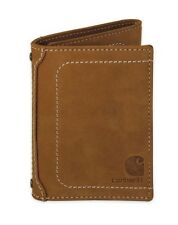 Carhartt 61-2200 Men's Pebble Trifold Wallet with Collectible Tin