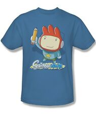 Scribblenauts Big Maxwell Ready For Adventure Licensed Tee Shirt Adult S-3XL