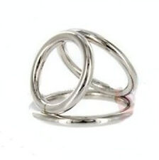 stainless steel Penis Ring Impotence Aid Enhancer (small or big size)