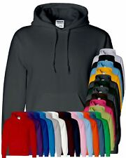 Gildan Heavy Blend Plain Hoodie SweatShirt Hooded Sweat Hoody Jumper