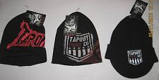 TAPOUT BEANIE HAT With BRIM AMERICAN ARROGANT FIGHT COMPANY UFC