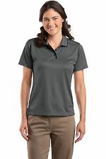 Sport-Tek NEW Ladies Dri-Fit Mesh Polo with Tipped Collar & Piping XS-4XL L467