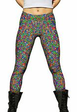 Yizzam- Gummy Bear Time - New Ladies Womens Leggings XS S M L XL 2XL 3XL 4XL